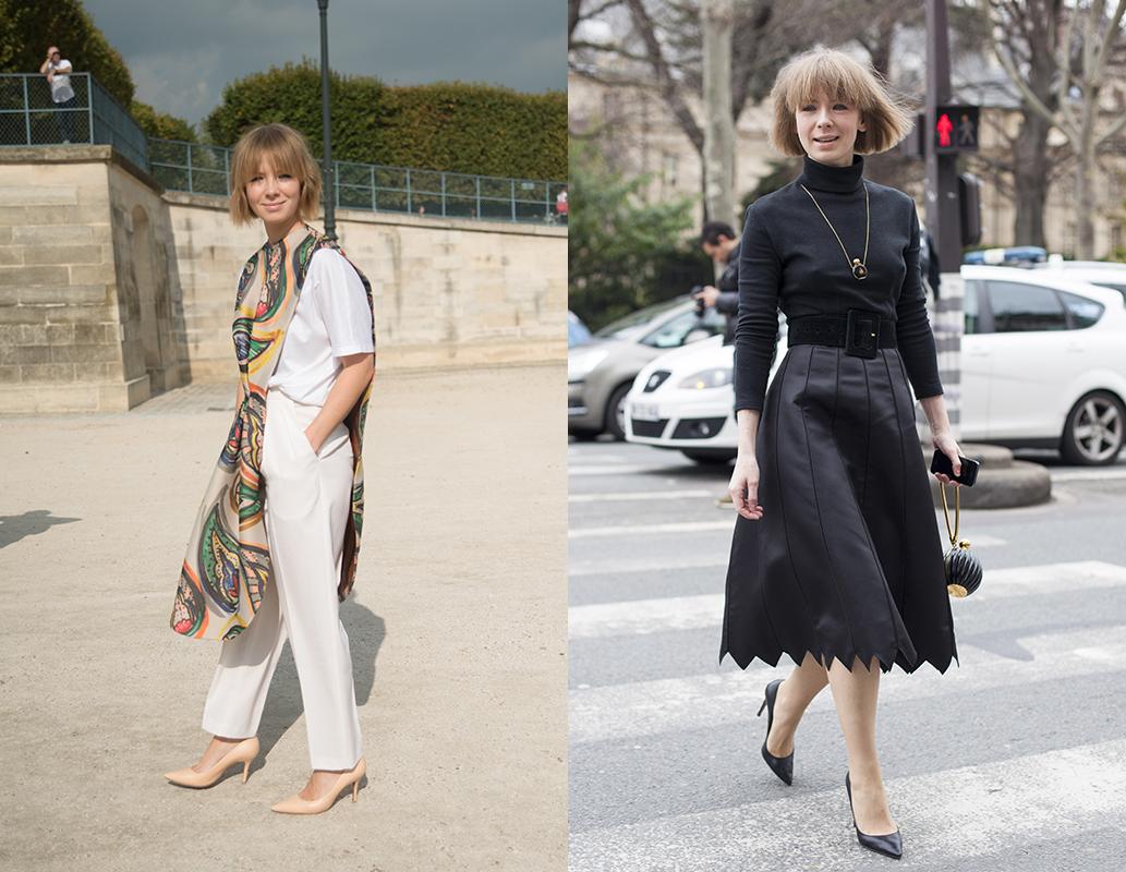 Vika Gazinskaja. Od značajnijih uspjeha u njezinoj karijeri su postavljanje vitrine kultnog Colette u Parizu. Isto tako, radila je kao stilica u L'Officiel, razradila dizajn za tehniku Gorenje, radila s brendom Lacoste te, naravno, producirala vlastitu liniju odjeće koja je pokrenuta još 2006. (tad je Vika imala 17 godina).