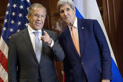 Москва и Вашингтон се опитват да се разберат как да си сътрудничат, за да се реши сирийската криза.