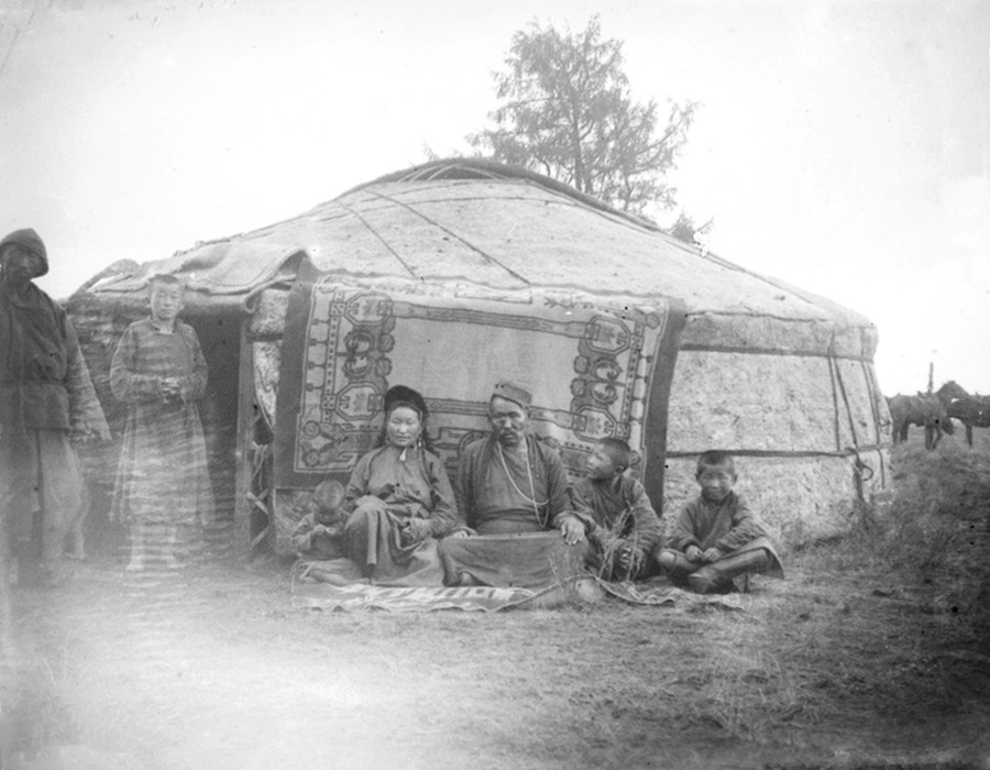 Such dwellings were popular also in Mongolia, Altai and all across the Asian steppe. Even today, the yurt has not lost its significance.
