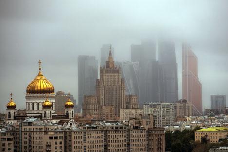 Das Marktvolumen, ziemlich stabile makroökonomische Werte, zugängliches Humankapital und eine gut entwickelte Basisinfrastruktur gehörten wie früher zu den stärksten Seiten der russischen Konkurrenzfähigkeit.