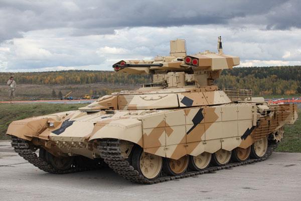"BMPT-72 ""Terminator 2"" /"