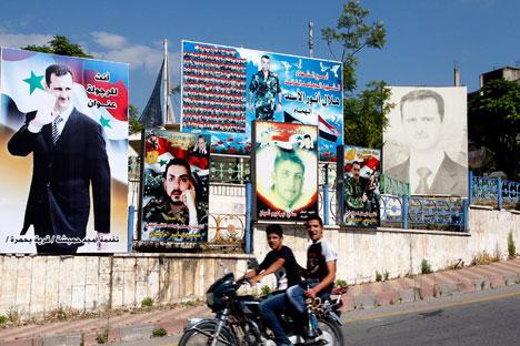 Moskow Tegaskan Assad Bukan Sekutu Rusia