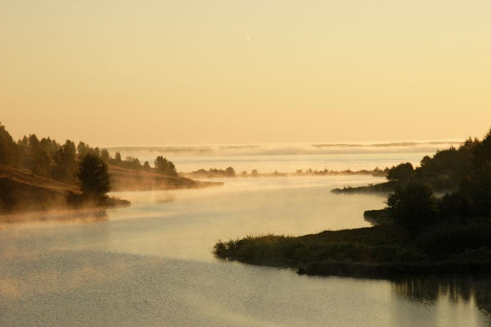 """Према руском издању магазина """"Форбс"""", острво Хмељники у горњем току реке Волге представља праву атракцију за купце некретнина. Вредност земљишта смештеног 350 километара североисточно од Москве процењује се на 40 милиона рубаља (600.000 америчких долара). Љубитељима пецања ова куповина може да се исплати, пошто локални рибари кажу да се у близини налази једно од највећих мрестилишта на Волги."""