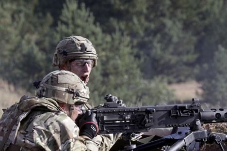 Para tentara akan bertugas membantu Pasukan Cepat Tanggap tanggap NATO.
