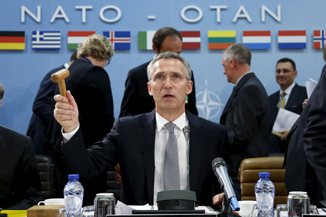 "NATO is not a ""threat"" to Russia's national security, says Russian Foreign Ministry."