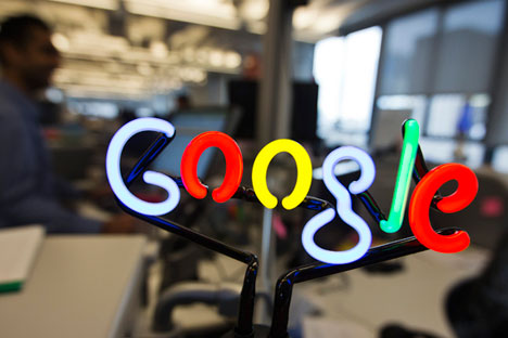 FAS determined the fine in the amount of $6.7 mln penalty for U.S. Google Corporation.