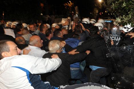 Podgorica, 17.listopada 2015.