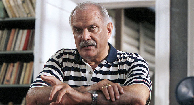 Film director Nikita Mikhalkov. Source: TASS