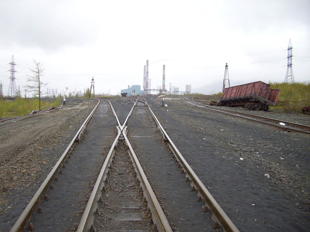 "For more then 20 years I dreamed about making the journey to Norilsk railway,"" says Sergey Bolashenko, a Russian railway enthusiast, who has traveled on almost all of Russia's railways."