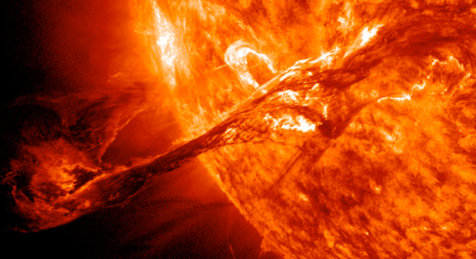 The new institute will allow Russian scientists to monitor processes occurring in the sun.