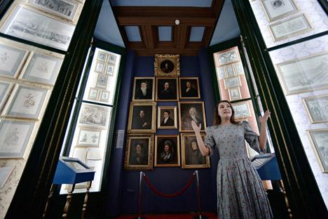 Vencedores farão estágio em museus e teatros de São Petersburgo