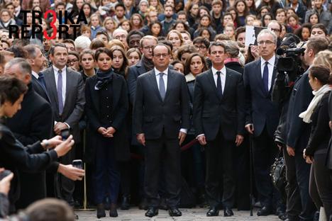 Paris Hollande Hollande revives memories of de Gaulle by courting Russia