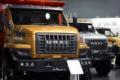 Русия планира да представи безпилотните камиони през 2018 г.