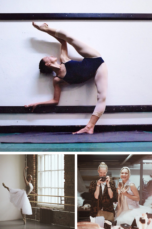 @darianvolkova  ロシア人バレエダンサーがカメラを手にしたらどうなるか? このインスタグラムがその質問に対する答えだ。ダリアン・ヴォルコヴァのレンズを通して見たロシアのバレエの優美、魅力と魅惑。