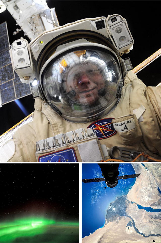 @roscosmosofficial  ロシア連邦宇宙局の公式ページ。宇宙飛行士はこの惑星の最高の眺めを満喫できてラッキーだ。このインスタグラムのアカウントには宇宙でのセルフィーや大気圏外からの写真、オーロラや夜空の星、日没、日の出、技術的な機器やこの美しい惑星の多彩な姿の写真が投稿されている。必見のサイトだ。