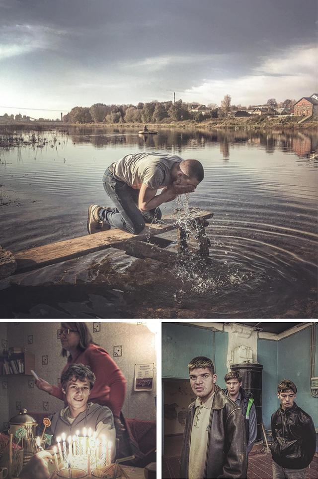 @dcim.ru  ロシアのインスタグラムのアカウントで最も人道的なものは、ロシア人写真家ドミトリー・マルコフ氏によるもので、彼はGetty Imagesインスタグラム助成金を2015年に受けた。彼はロシアの北西部のプスコフ市に住んでいる。そこで彼は障がい者の子供たちと過ごし、ボランティアとして孤児への支援活動を行っている。