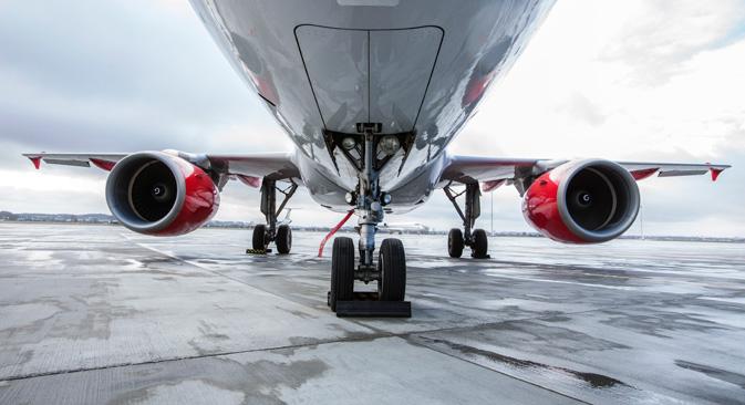 On Oct. 25, direct flights between Russia and Ukraine ceased.