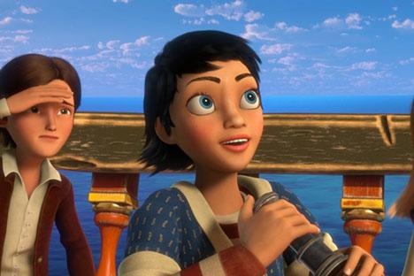Animação russa é baseada na mesma obra que serviu de inspiração para 'Frozen'