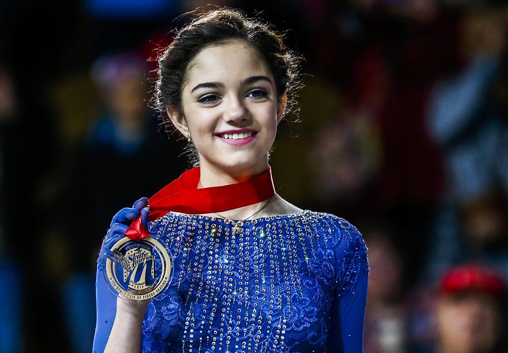 Evguenia Medvedeva