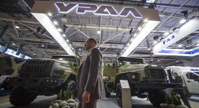 Изложението е организирано от Министерството на вътрешните работи (МВР), Федералната служба за сигурност (ФСБ) и Федералната служба за военно-техническо сътрудничество (ФСВТС) на Русия.