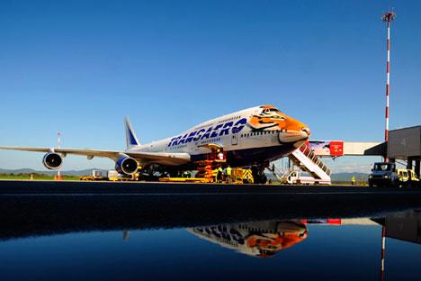 Die zweitgrößte Fluggesellschaft Russlands ist insolvent.