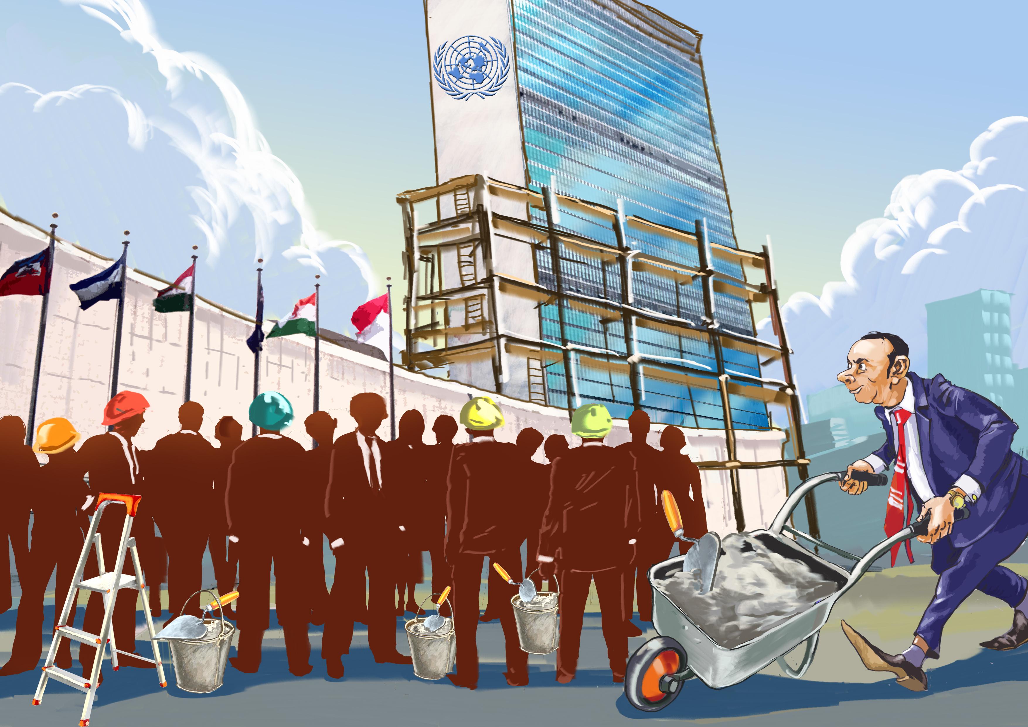 Ако в областта на разрешаване на военни конфликти ООН не е преуспяла, то в много други – преди всичко в хуманитарната сфера – тя е постигнала определени резултати.