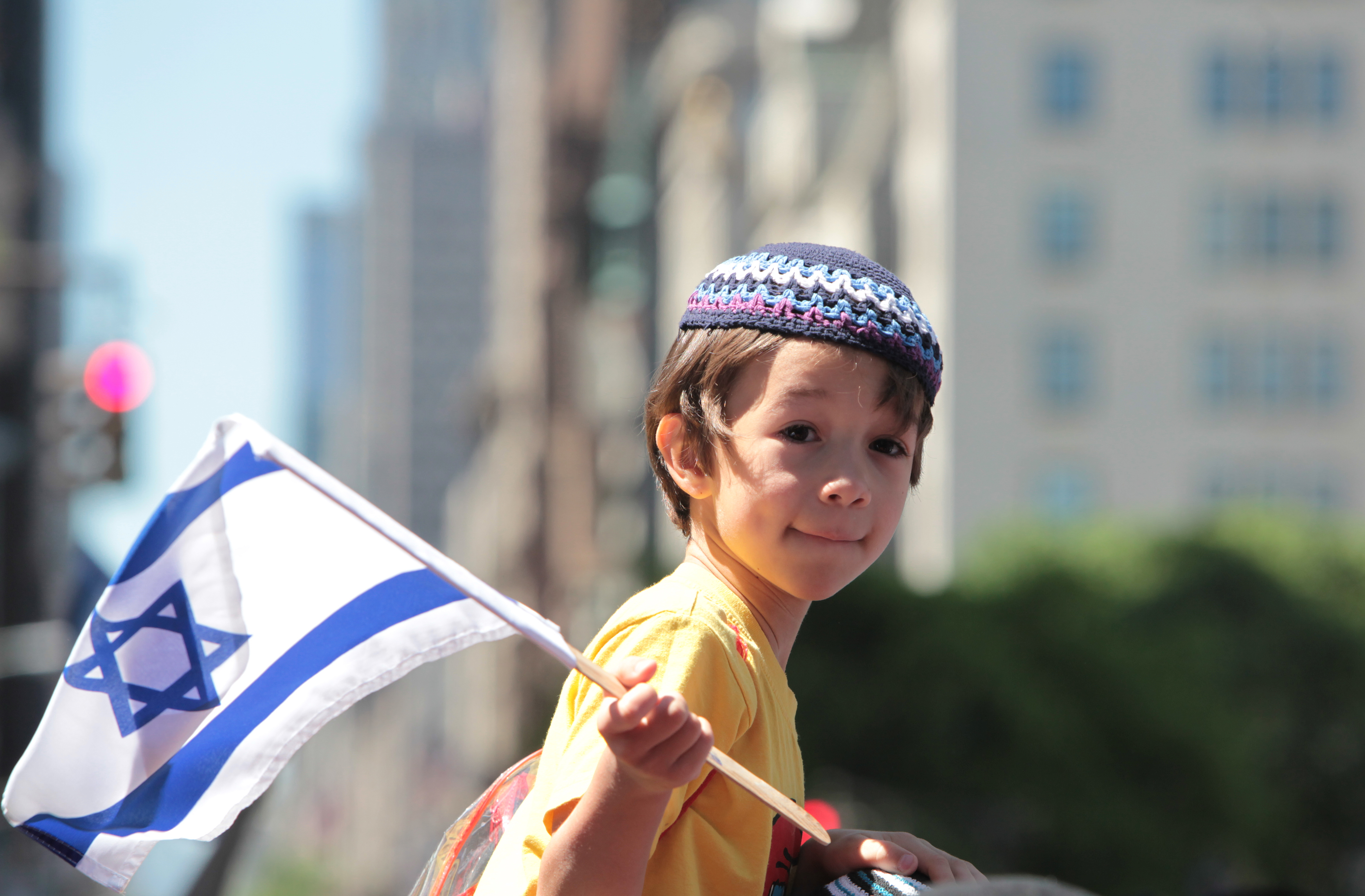 Еврейската общност в Москва е една от най-младите.