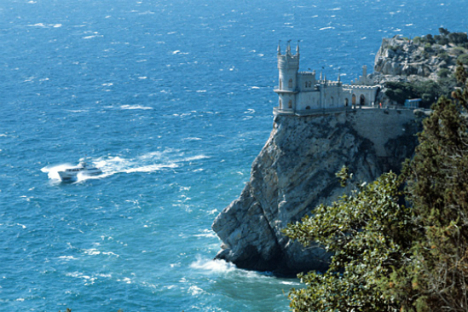 Какво предлага главният курорт на Руската Ривиера?