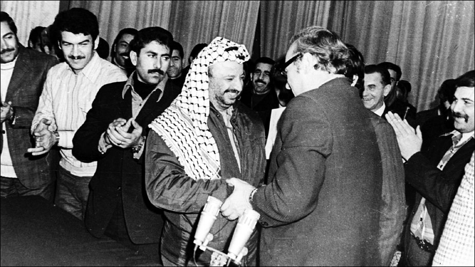 6. A lot of politicians from Asia, Africa and Latin America visited the university. In April 1977, Palestinian leader Yasser Arafat was a guest of the university. His successor Mahmoud Abbas earned his doctorate degree at PFUR.