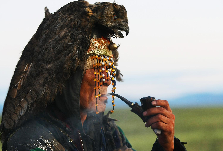 Според легендата родът на Мария Сагалакова е от потомството на велик шаман.