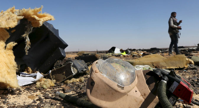 Pad ruskog putničkog zrakoplova u Egiptu: Sve više verzija