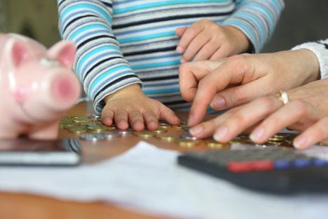 Децата трябва да имат свои пари, които да получават на постоянна основа.