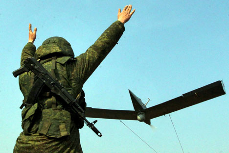Russia's Northern Fleet is planning to use attack unmanned aerial vehicles to accomplish combat tasks.