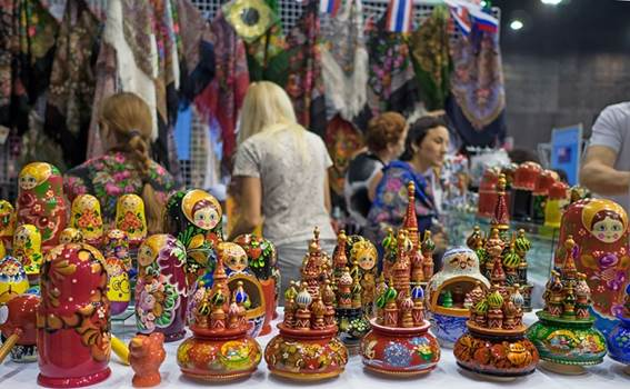 Representatives of the Embassy of the Russian Federation in Thailand took an active part in the annual Charity Bazaar organized on 28-30 November 2014 by the Young Women Christian Association (YWCA) in Central World shopping and leisure center.