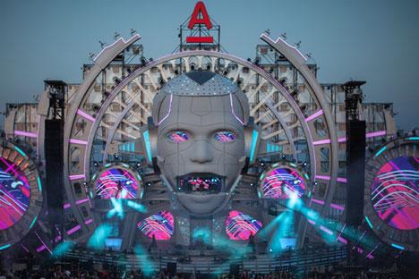 Festival em Nijni Novgorod recebeu mais de 40 mil pessoas