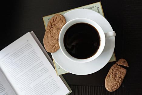 Coffee Soviet style.
