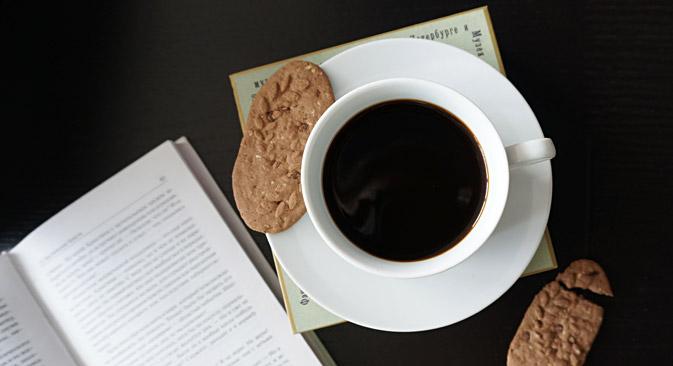 Mokarabia, il caffè d'eccellenza che piace in Russia