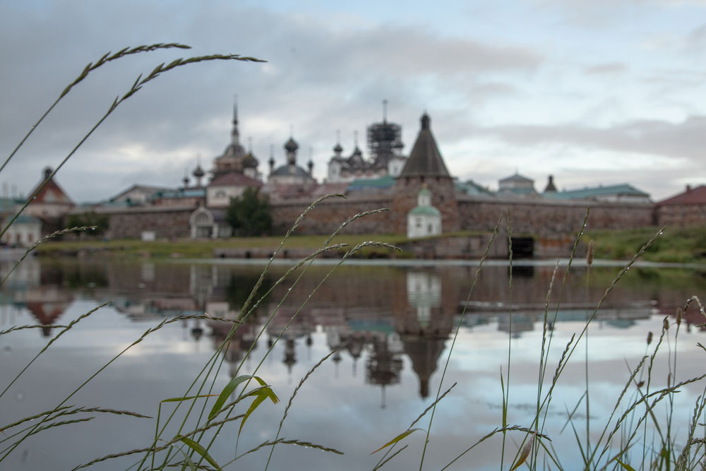 Solovki remember Web-Doc: The memory of the Solovetsky islands