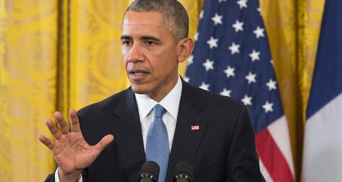 Sanções foram adotadas por Obama ainda em março de 2014
