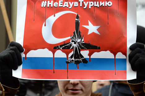Views on the Russia-Turkey crisis