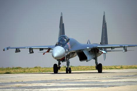 Rencananya, Indonesia akan menggunakan Su-35 untuk menggantikan pesawat tempur buatan AS, F-5 Tiger, yang sudah digunakan sejak 1980-an.