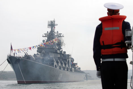 Could Turkey close its straits for Russia? Source: Vasily Batanov / RIA Novosti