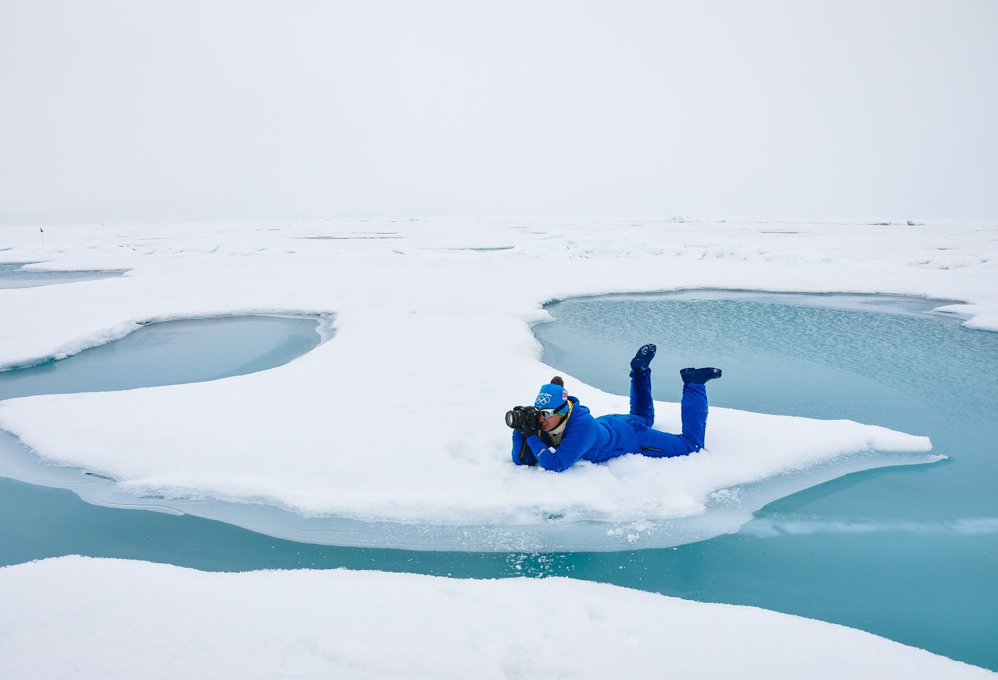Впечатленията от едно пътешествие до Арктика с ледоразбивач.