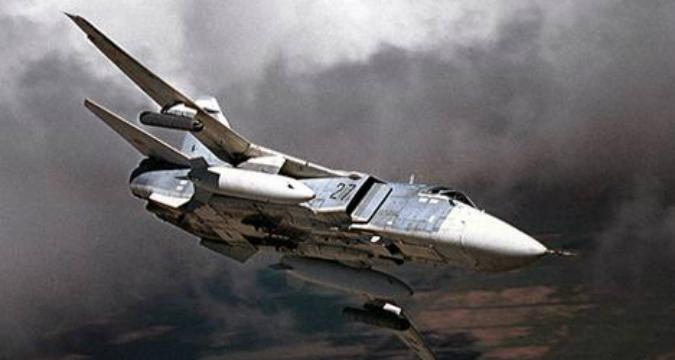 Сухой Су-24.