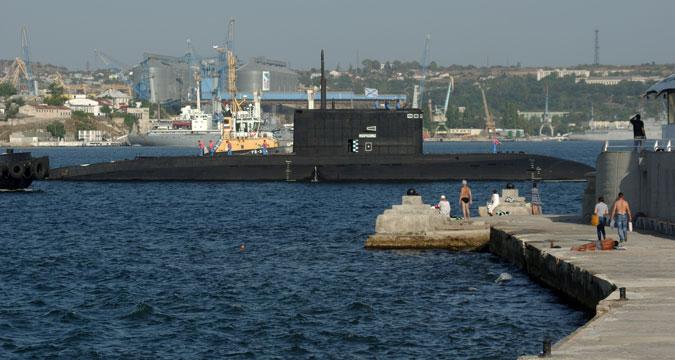 submarinos rusos