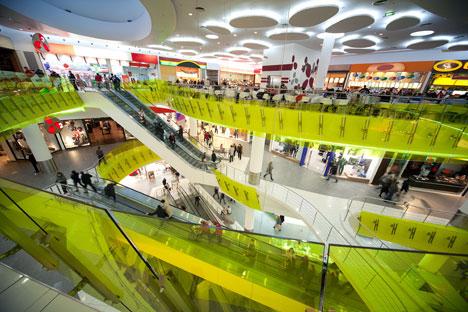 I centri commerciali potrebbero essere tra gli obiettivi più sensibili.