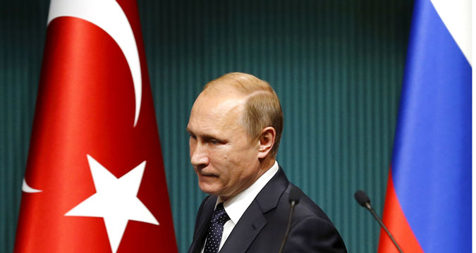 Претседателот на Русија Владимир Путин