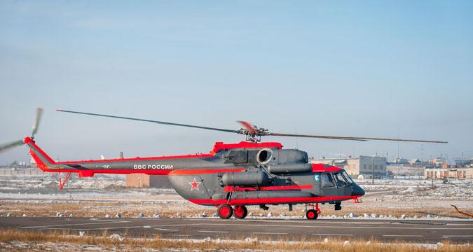 Deset podataka o novom ruskom arktičkom helikopteru