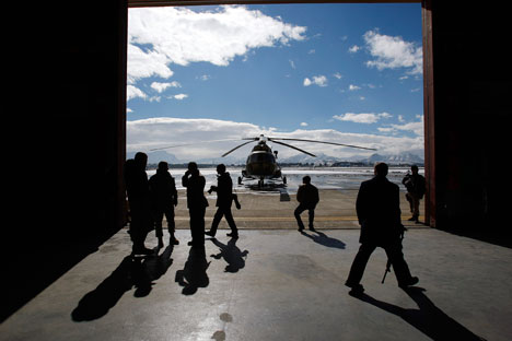 The Russian Helicopters Holding is ready for additional supplies of Russian aircraft hardware to Peru.