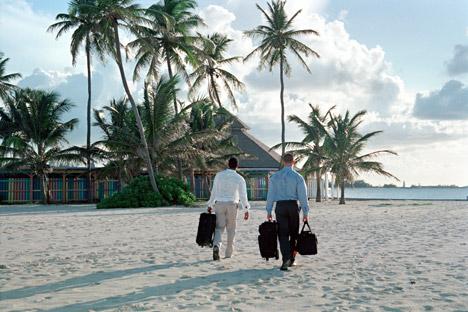 Die Bahamas haben Zypern als beliebteste Steueroase abgelöst.